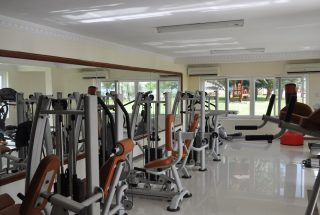 The Communal Gym of The Masaki Furnished Apartments by Tanganyika Estate Agents