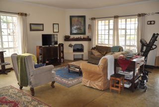 The Living Room of the 3 Bedroom House for Sale in Arusha by Tanganyika Estate Agents