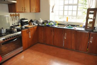 The Kitchen of the 3 Bedroom House for Sale in Arusha by Tanganyika Estate Agents
