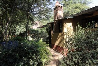 Back View of the 5 Bedroom House for Sale in Sakina, Arusha by Tanganyika Estate Agents
