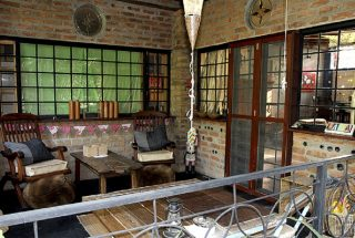 Veranda of the 5 Bedroom House for Sale in Sakina, Arusha by Tanganyika Estate Agents