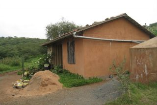 Small House on the 9 Acres for Sale in Mateves, Arusha by Tanganyika Estate Agents