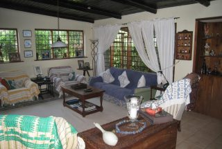 Living Room of the Five Bedroom House for Sale in Mateves, Arusha by Tanganyika Estate Agents