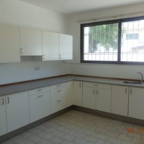The Kitchen of a Rental House in Msasani by Tanganyika Estate Agents
