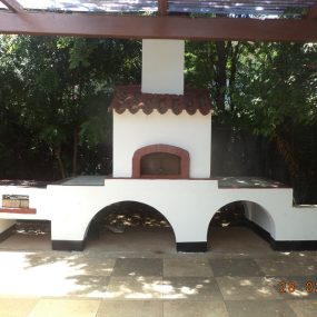 The Barbecue of the Standalone House for rent in Masaki by Tanganyika Estate Agents