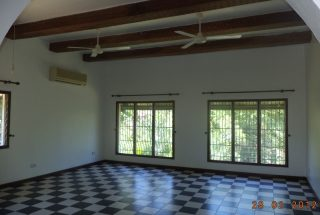 Living Room of the Standalone House for rent in Masaki by Tanganyika Estate Agents