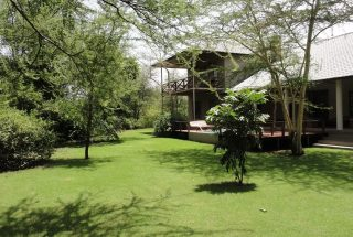 Back View of the Four Bedroom House for Sale in Kili Golf, Arusha by Tanganyika Estate Agents
