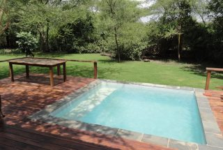 Pool of the Four Bedroom House for Sale in Kili Golf, Arusha by Tanganyika Estate Agents