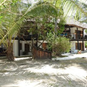 The 4 Bedroom Furnished House on Ushongo Bay by Tanganyika Estate Agents