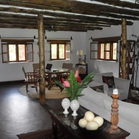 The Living Room & Dining Rooms of the 7 Bedroom House for Sale in Ilboru, Arusha by Tanganyika Estate Agents