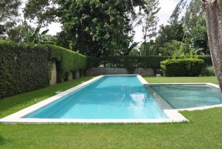 Swimming Pool of the 7 Bedroom House for Sale in Ilboru, Arusha by Tanganyika Estate Agents