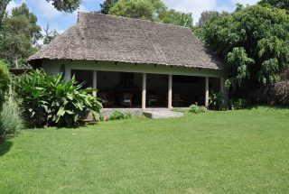 The Back Up of the 7 Bedroom House for Sale in Ilboru, Arusha by Tanganyika Estate Agents