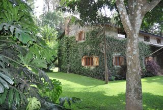 Back of the House of the 7 Bedroom House for Sale in Ilboru, Arusha by Tanganyika Estate Agents