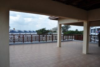 Rooftop Terrace of House Rental in Masaki by Tanganyika Estate Agents