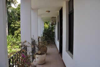 Veranda of Standalone House for Rent in Oysterbay by Tanagayika Estate Agents