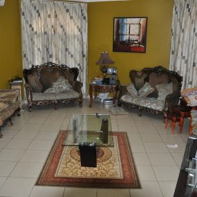 Living Room of Standalone Property for Rent in Oysterbay Tanganyika Estate Agents