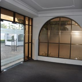 Entry Way to Standalone House for Rent in Oysterbay by Tanganyika Estate Agents