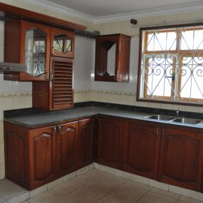 The Kitchen of Standalone House for Rent in Oysterbay by Tanganyika Estate Agents