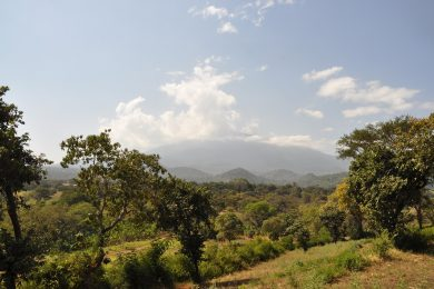 Lake Duluti – Great Meru views