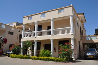 Furnished Villas in Masaki Dar es Salaam