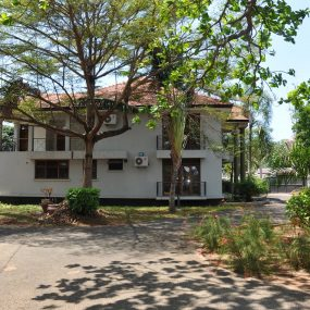 Side View of Standalone House for Rent in Oysterbay by Tanganyika Estate Agents