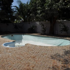 Swimming Pool of Standalone House for Rent in Oysterbay by Tanganyika Estate Agents