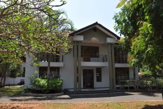 Front View Standalone House for Rent in Oysterbay by Tanganyika Estate Agents