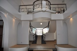 Staircase of Standalone House for Rent in Oysterbay by Tanganyika Estate Agents