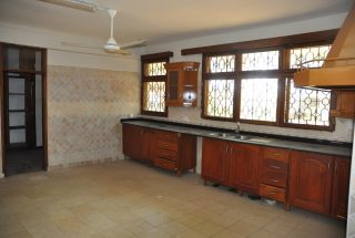 Kitchen Standalone House for Rent in Oysterbay by Tanganyika Estate Agents