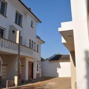 Outside View Slipway Villas Dar Es Salaam by Tanganyika Estate Agents