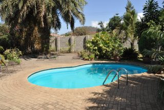 Swimming Pool of the 5 Bedroom Home for Sale in Njiro PPF, Arusha by Tanganyika Estate Agents