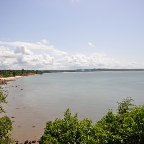 The Ocean from the Beachfront Plot for Sale in Kikokwe by Tanganyika Estate Agents