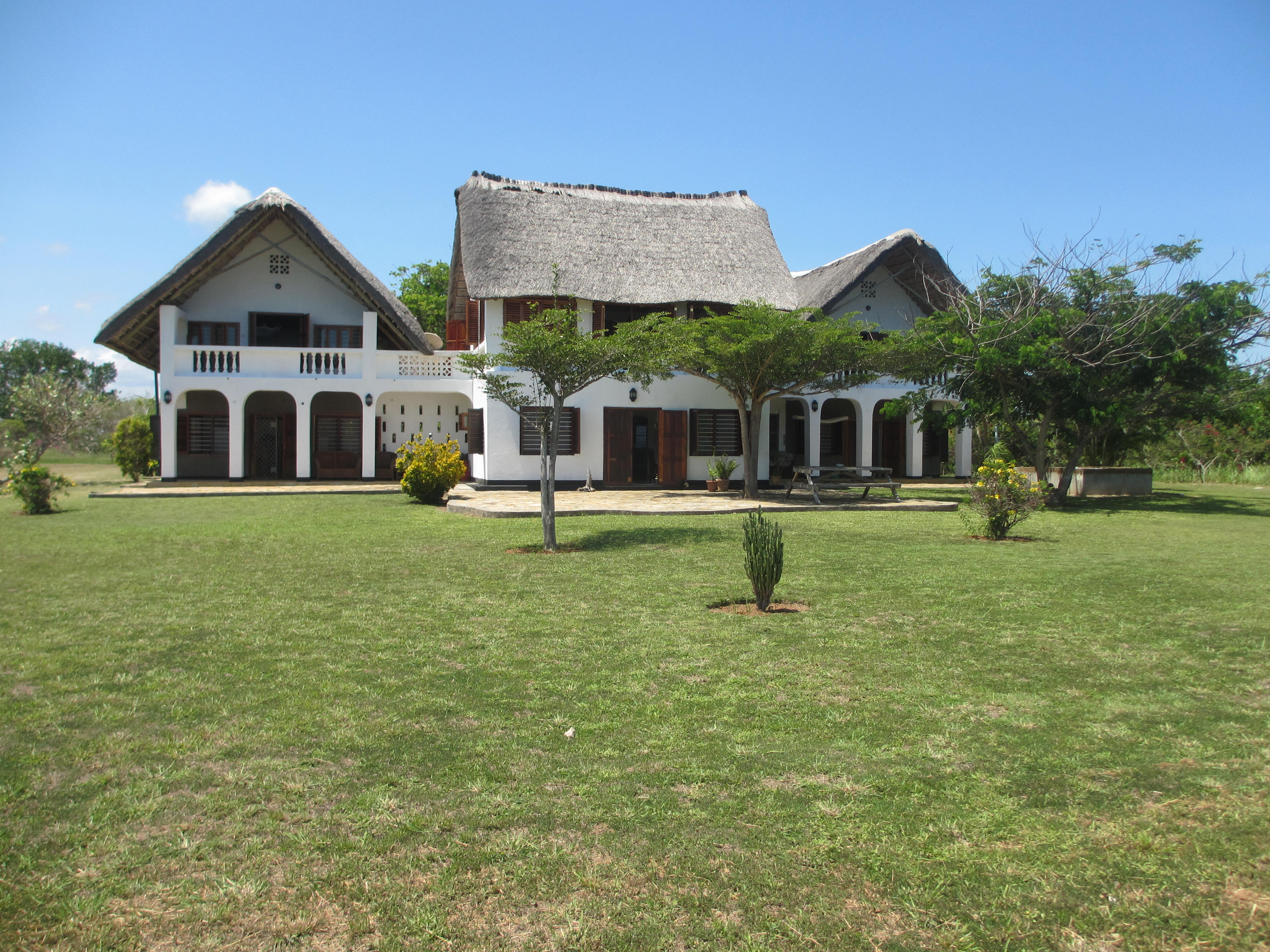 The Four Bedroom Furnished Home on Amboni Beach by Tanganyika Estate Agents