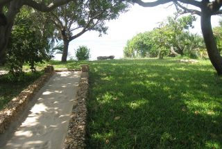 Pathway of the Eco Friendly Lodge for Sale, Dar es Salaam by Tanganyika Estate Agents