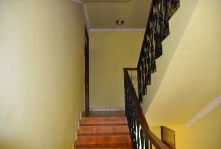 Staircase of the Three Bedroom Furnished Apartments Masaki by Tanganyika Estate Agents