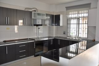 Kitchen of the 4 Bedroom Furnished Flats in Masaki, Dar es Salaam by Tanganyika Estate Agents
