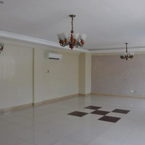Living Room of the 4 Bedroom Furnished Flats in Masaki, Dar es Salaam by Tanganyika Estate Agents
