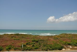 Ocean View from the 2 Bedroom Furnished Apartments in Masaki Dar es Salaam by Tanganyika Estate Agents