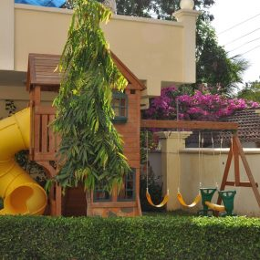 Playground of the 2 Bedroom Furnished Flats in Masaki in Dar es Salaam by Tanganyika Estate Agents