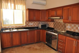 Kitchen of the 2 Bedroom Furnished Flats in Masaki in Dar es Salaam by Tanganyika Estate Agents
