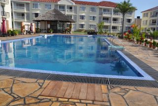 Swimming Pool of the Furnished Apartments in Oyster Bay, Dar es Salaam by Tanganyika Estate Agents