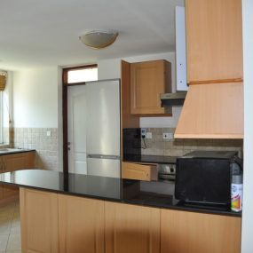 Kitchen of the Three Bedroom Furnished Apartments in Dar es Salaam by Tanganyika Estate Agents
