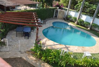 Swimming Pool of the One Bedroom Furnished Apartments in Masaki by Tanganyika Estate Agents