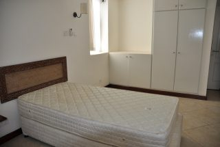 Bedroom of the Three Bedroom Furnished Apartments in Dar es Salaam by Tanganyika Estate Agents
