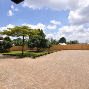 The Parking Space for the Commercial Building for Sale in Sakina, Arusha by Tanganyika Estate Agents