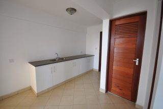 A Kitchen of the Commercial Building for Sale in Sakina, Arusha by Tanganyika Estate Agents