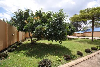 The Lawn of the Commercial Building for Sale in Sakina, Arusha by Tanganyika Estate Agents