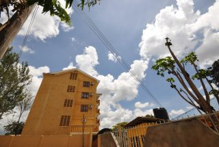 Side View of the Commercial Building for Sale in Sakina, Arusha by Tanganyika Estate Agents