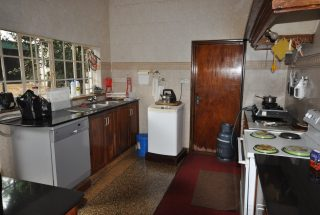Kitchen on the Animal Farm for Sale in Usa River, Arusha by Tanganyika Estate Agents