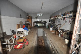 Garage Pit on the Animal Farm for Sale in Usa River, Arusha by Tanganyika Estate Agents